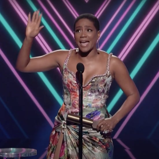 Tiffany Haddish's 2020 People's Choice Awards Speech | Video