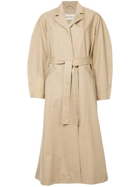 Assel Oversized Trench Coat