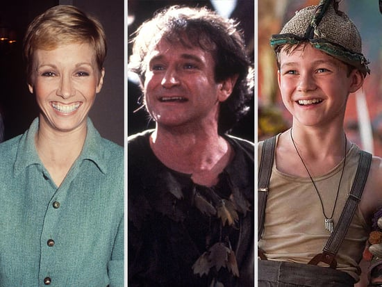 VIDEO: From Mary Martin to Robin Williams, 13 Actors Who Played Peter Pan