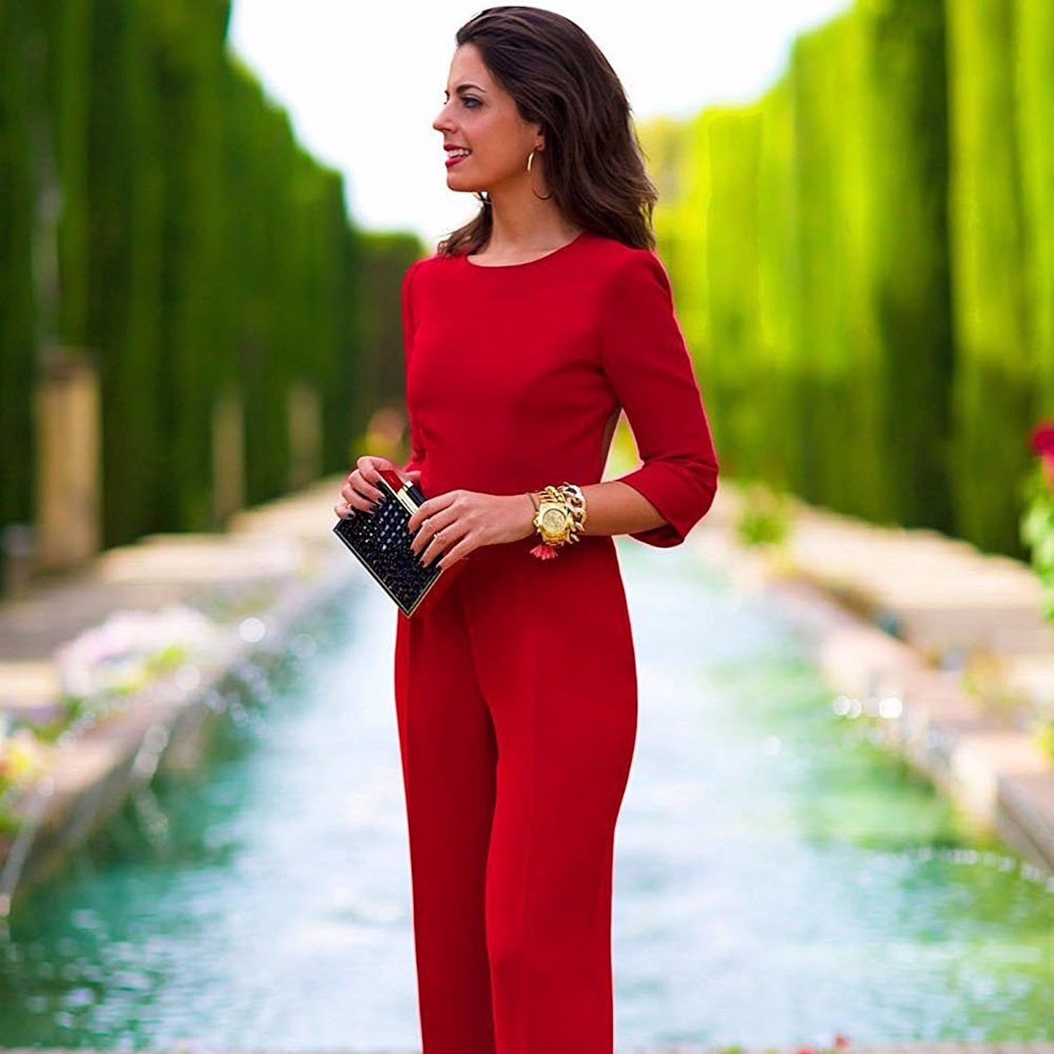 e7564eae15af Dressy Amazon Jumpsuits | POPSUGAR Fashion