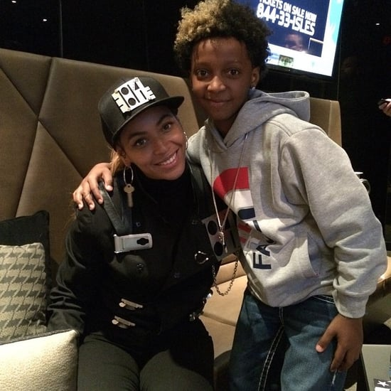 "Beyonce's Janet Jackson ""Rhythm Nation"" Halloween Costume"