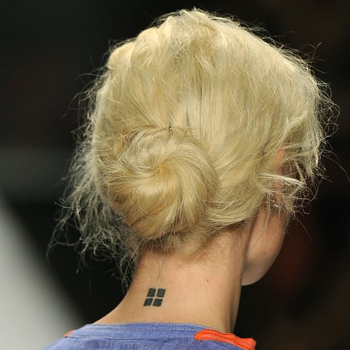 Swirly Buns From Vivienne Tam