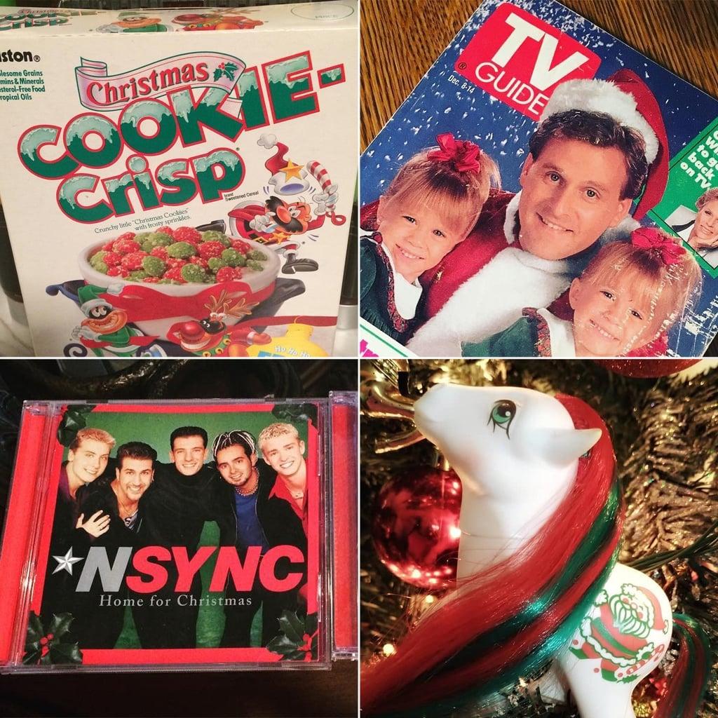 '90s Christmas Pop Culture