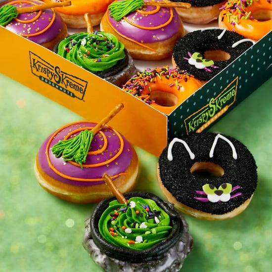 Check Out Krispy Kreme's 2021 Halloween Doughnuts