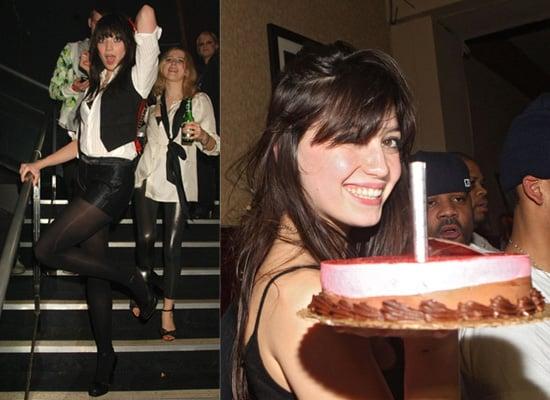 Happy Birthday Daisy Lowe