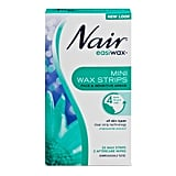 Nair Easiwax Mini Wax Strips For Face, Bikini & Sensitive Areas