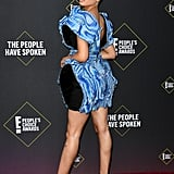 Storm Reid at the 2019 People's Choice Awards
