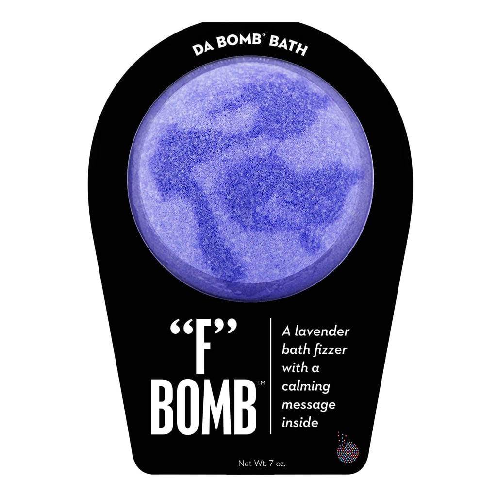 Da Bomb F Bath Bombs With Encourageing Notes Inside