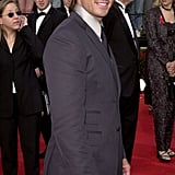 Tom Cruise stepped onto the red carpet looking dapper in a suit for the SAG Awards in March 2000.