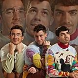 Jonas Brothers on Paper Magazine May 2019