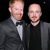 Jesse Tyler Ferguson and Aaron Paul