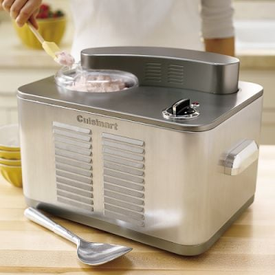 Win a Cuisinart Supreme Ice Cream Maker!