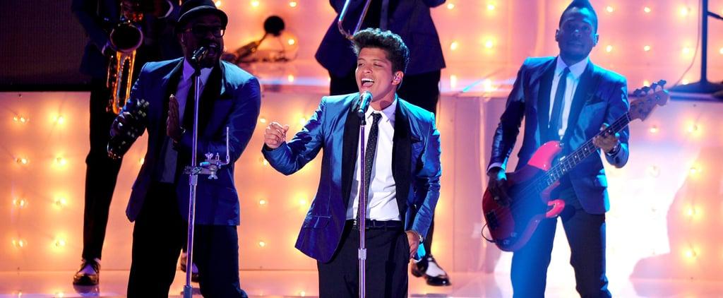 Bruno Mars's Amy Winehouse Tribute at 2011 MTV VMAs