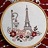 Paris Embroidery Kit