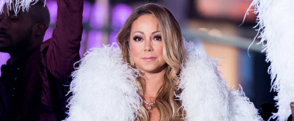 Mariah Carey's Post About the 10-Year Challenge