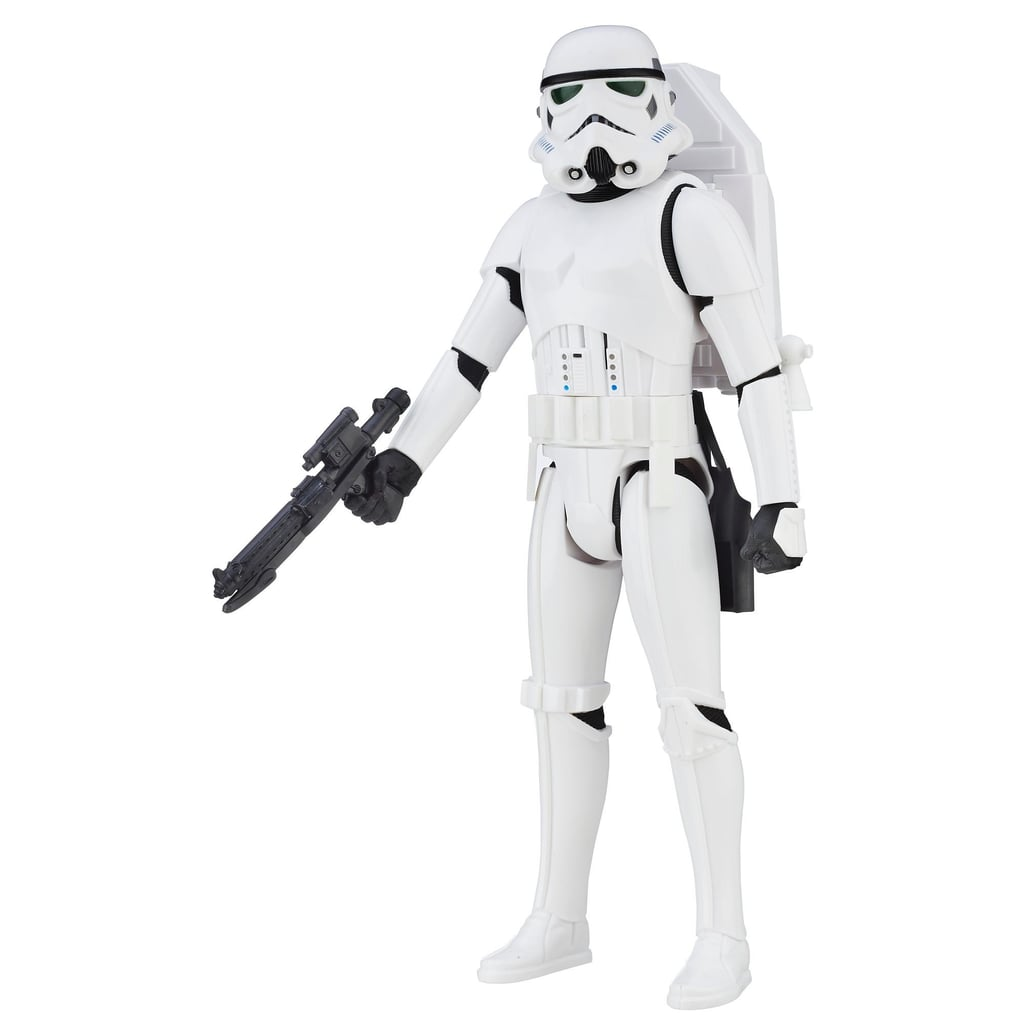 For 6-Year-Olds: Star Wars Interactech Imperial Stormtrooper Action Figure