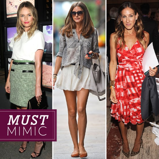 Take Notes From This Week's Celebrity Style Supremes