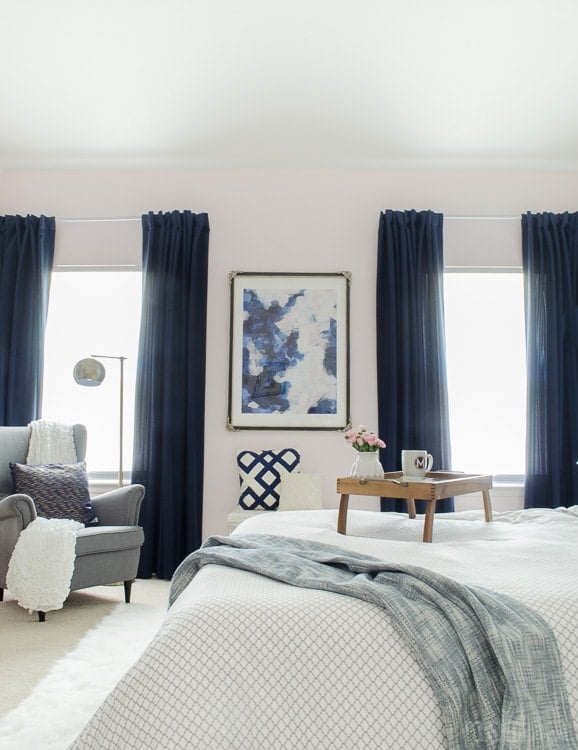 Image Result For Navy Master Bedroom Ideas