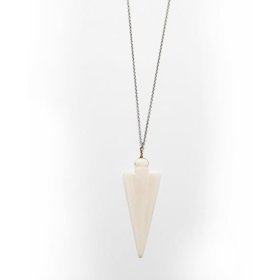 Need Supply Faux Arrow Necklace, $22