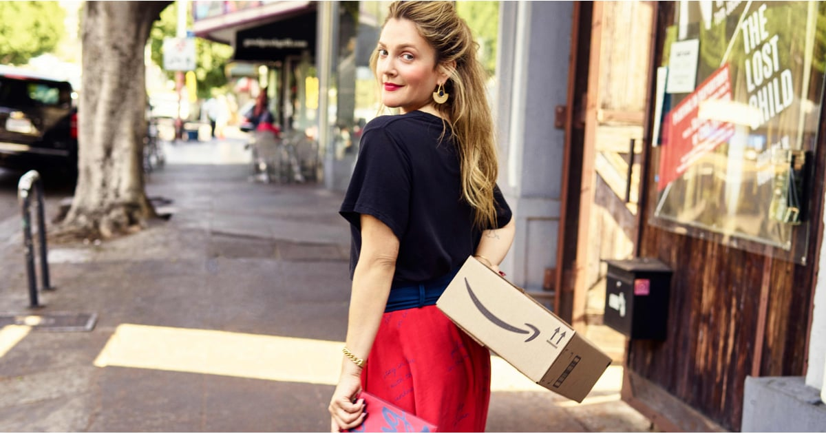 News Flash: Drew Barrymore Just Dropped a Fashion Line on Amazon, and It's So Affordable
