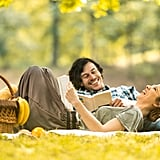 Have a book club date. Choose a book to read together, and hold an intimate book club meeting when you're both done with it.