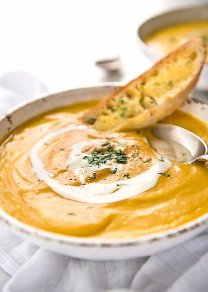 Pumpkin Soup Recipe Ideas From Pinterest