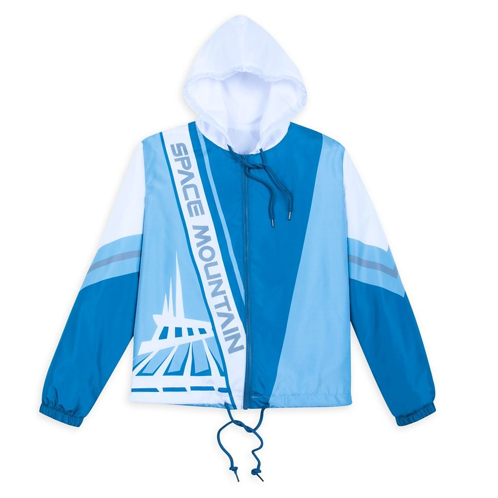 Space Mountain Windbreaker For Women