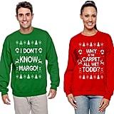 Todd and Margo Sweatshirts