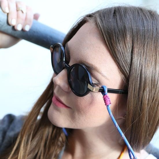 DIY Sunglasses Strap | Video