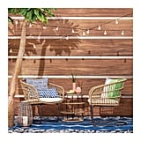 Ikat Dot Cool Outdoor Rug