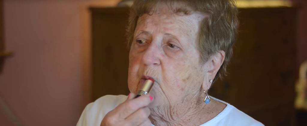 Grandma Lill's Adorably Funny Makeup Tutorials Will Make Your Day