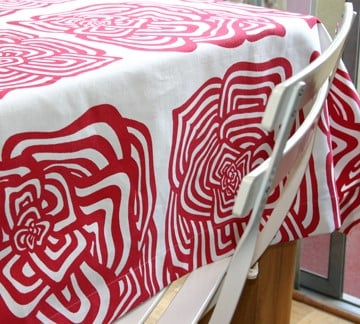 Deck the Haus: Henry Road Gloria Table Cloth