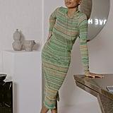 Gauntlett Chend Hoodie Dress