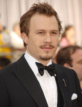 Heath Ledger Found Dead