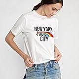 Cynthia Rowley New York Rainbow City Tee