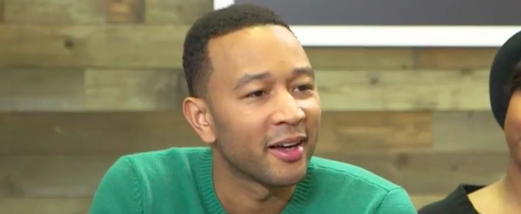 "John Legend Addresses His Racist Encounter With Paparazzi: ""It's a Shame That Still Exists"""