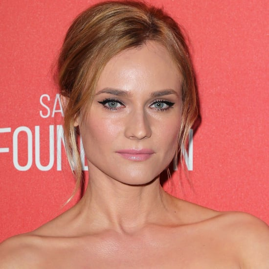 Pictures of Diane Kruger's Top Beauty Looks