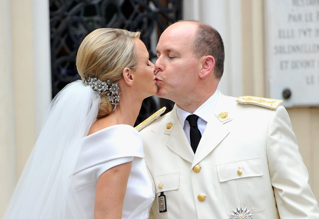 Charlene Wittstock, the former Olympic swimmer from South Africa, became Princess Charlene of Monaco when she married Prince Albert II in July 2011. Even if you are familiar with the lavish event and the runaway bride rumors, there are still a few details you may not know about, like the fact that Charlene had her very own lipstick shade made for the special day. Take a walk down memory lane, and look back at Charlene and Albert's wedding day.       Related:                                                                                                           11 Real-Life Princesses You Should Really Know About