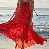 Endless Summer Bare It All Maxi Dress