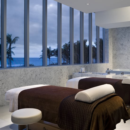 Tour Lapis Spa at the Fontainebleau Miami Beach