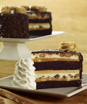 Half Off Cheesecake at The Cheesecake Factory