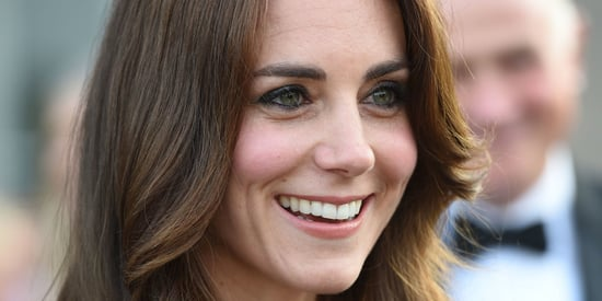 The Duchess Of Cambridge Is Having The Best Hair Day Ever