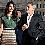 George and Amal Clooney's Cutest Pictures