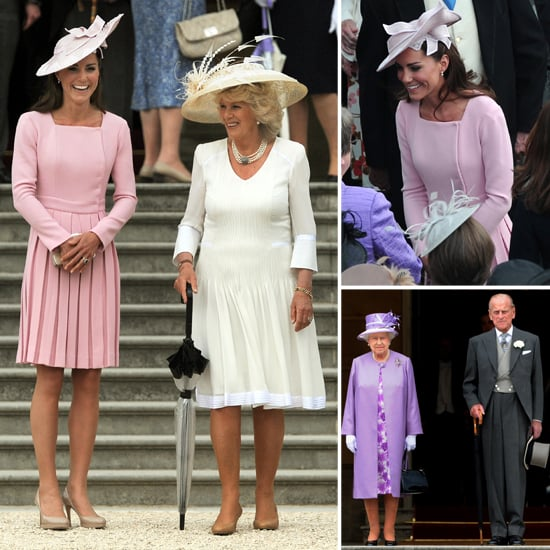 Kate Middleton Pictures at Royal Tea