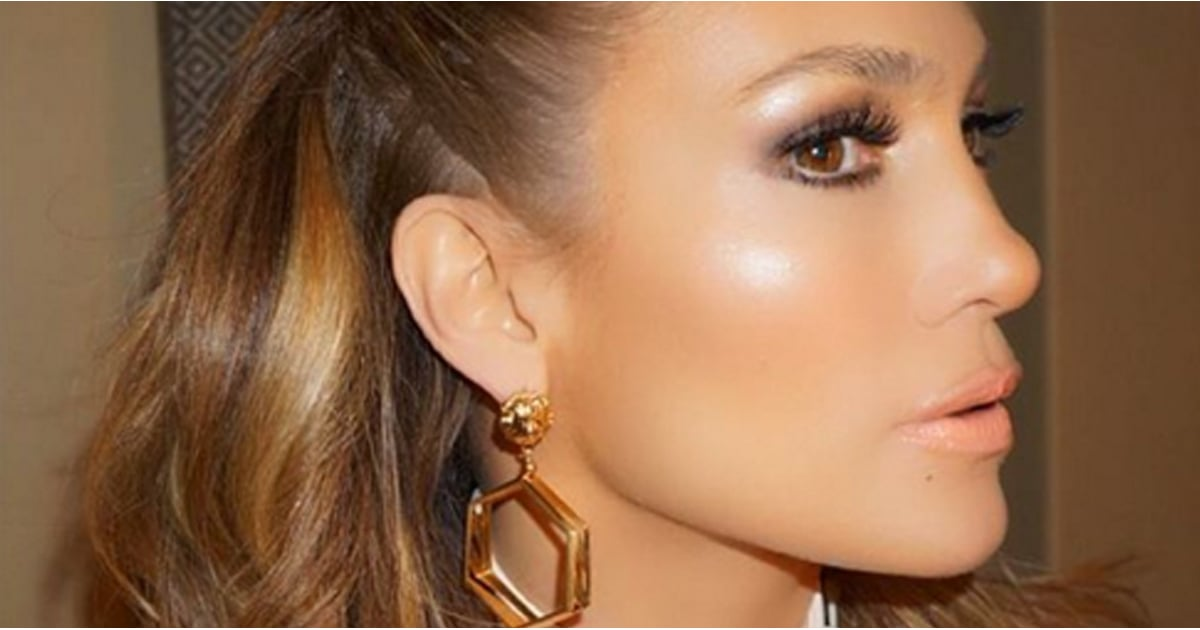 What highlighter does jennifer lopez use popsugar beauty ccuart Choice Image