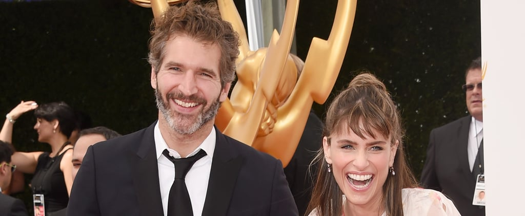 Amanda Peet Gives Birth to a Boy 2014