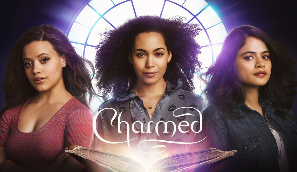 Say hello to the new Charmed ones! The remake of the hit 1998 show Charmed is officially coming to The CW this Fall, and we already have the first look. Not only do the photos give us a glimpse of the three witch sisters, played by Melonie Diaz, Sarah Jeffery, and Madeleine Mantock, but we also have a look at the sacred Book of Shadows. Let's just say, the attic is basically an exact replica of the Halliwell sisters' home.  The series, which is being written by Jessica O'Toole and Amy Rardin (Jane the Virgin), has been generating mixed reactions since it was first announced in January, especially from the original cast. While Shannen Doherty (who played Prue Halliwell from seasons one to three) is keeping an open mind about the revival, Holly Marie Combs (who played Piper Halliwell) is clearly against it. Guess only time will tell if the reboot will live up to the original. They certainly have some big shoes to fill.