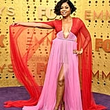 Taraji P. Henson at the 2019 Emmy Awards