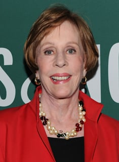 Carol Burnett to Guest Star on Glee as Sue Sylvester's Mother