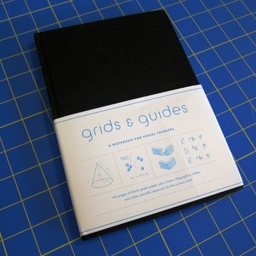 Grids + Guides notebook